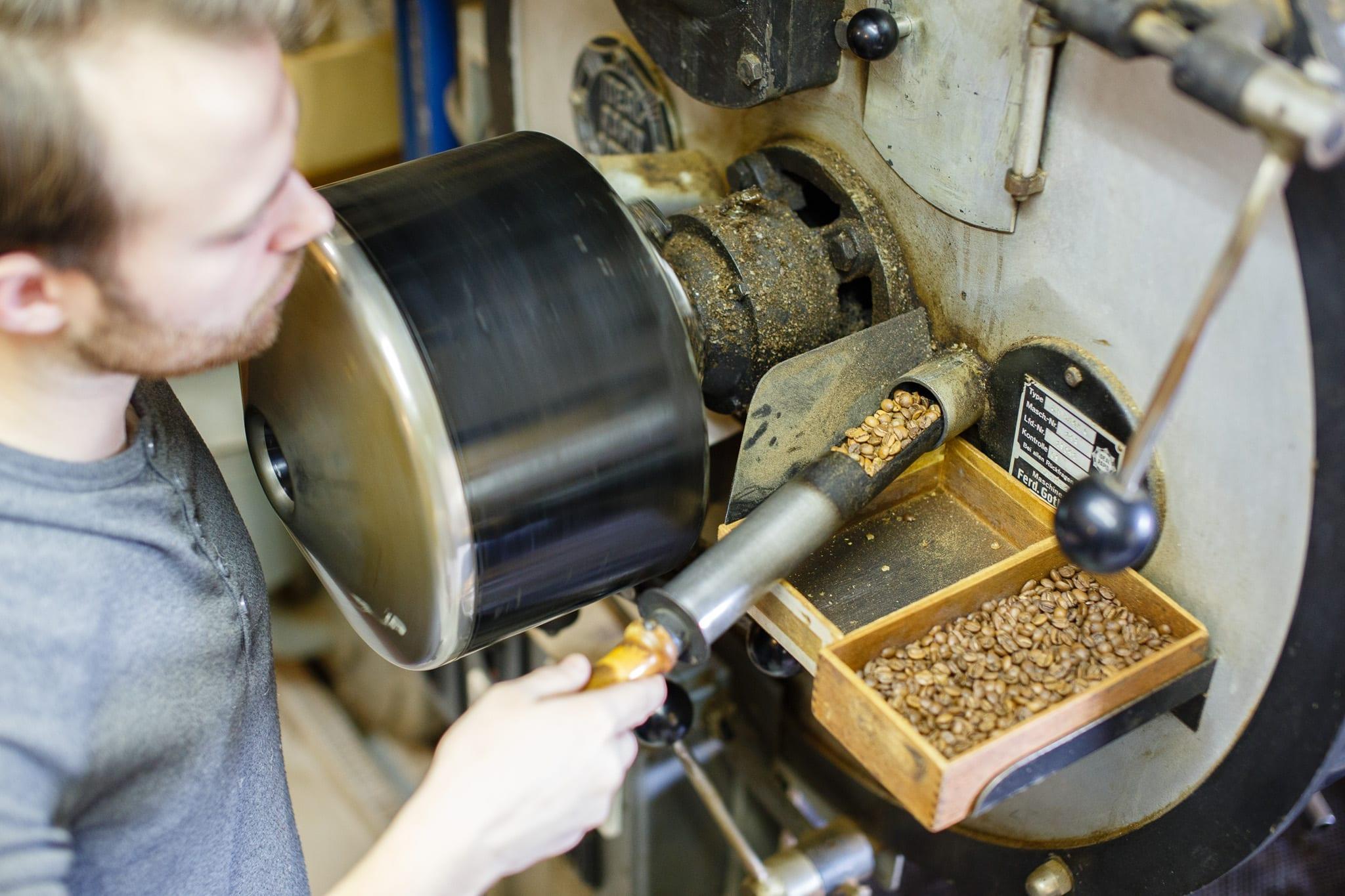 Kaffe Lars - Håndristet kaffe